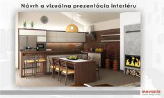 Cenník projektov - INOVACIO projekty a návrhy interiérov