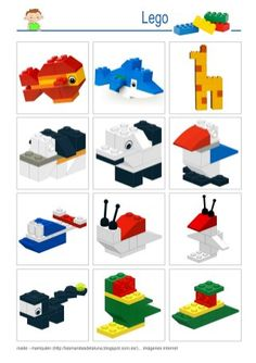 Construction Toys of the Year Montessori Activities, Activities For Kids, Robot Lego, Lego Therapy, Lego Basic, Used Legos, Lego Challenge, Lego Club, Lego Craft