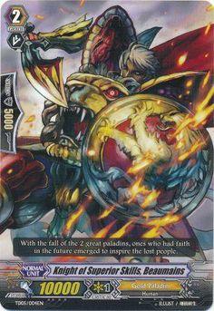 Knight of Superior Skills, Beaumains/Gold Paladin