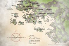 The World Map by RpgFinland