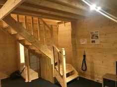 Langon interiér. Aj túto chatu si môžete objednať od WoodSK! Stairs, Home Decor, Stairway, Decoration Home, Room Decor, Staircases, Home Interior Design, Ladders, Home Decoration