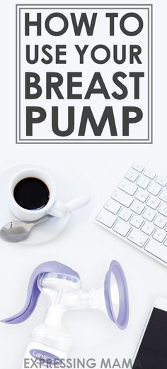 Breast pump for beginners | Learn how to use a breast pump to get more milk. these pumping hacks will have you increasing your breast milk supply in no time. Expressing Mama.