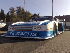 Ford Capri race car