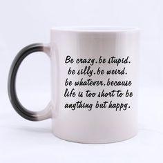Funny Christmas Mug - Awesome Christmas Joy Hope Peace Believe Christmas Cheap Custom Morphing Mugs >>> Trust me, this is great! Click the image. : Cat mug