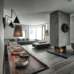 Do you like modern interiors? Give me your answer in comment.  *** Inspired? Follow ✔️ @arc - architecture.masters