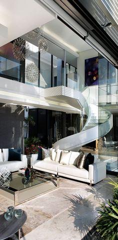 """SAOTA and Antoni Associates"""" #design #furniture #livingroom See more at http://memoir.pt/"""