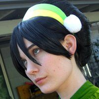 Toph Bei Fong - Avatar: The Last Airbender cosplay by Tomecko Toph Cosplay, Cosplay Diy, Cute Cosplay, Best Cosplay, Cosplay Ideas, Avatar Costumes, Diy Costumes, Cosplay Costumes, Costume Ideas