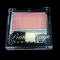 Petite Kaye New York Blooming in love Powder Blush  Soft Pink New! $14.99 #PetiteKayeNewYork