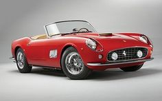 1963 Ferrari 250 GT. Most expensive car ever sold