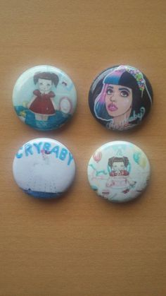 Check out this item in my Etsy shop https://www.etsy.com/listing/279724196/melanie-martinez-1-pinback-button-1