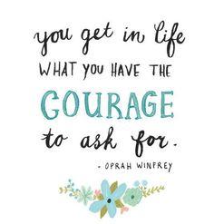thank you, Oprah