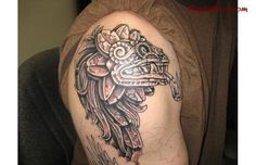 aztec pattern tattoo meaning - Google Search