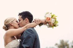 Bride and Groom Photos - PHOTO SOURCE • PHOTOGRAPHY BY VANESSA | Featured on WedLoft