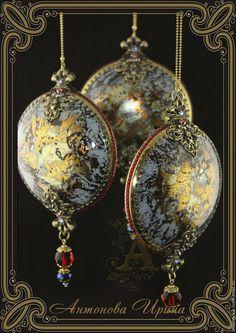 Елочные украшения-`Вселенная-2`,для дома ручной работы.Антонова Ирина.Ярмарка Мастеров.
