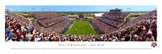 Texas A University Aggies Panoramic - Kyle Field Picture $29.95