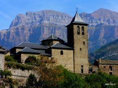 Pirineus-Aragão-Espanha