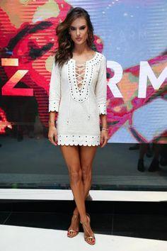 Tops de Verdades Secretas brilham em evento de moda