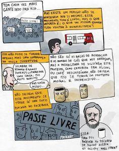 Essa tira foi baseada num discurso que o Slavoj Zizek fez no Occupy Wall Street.  Discurso aqui: http://blogdaboitempo.com.br/2011/10/11/a-tinta-vermelha-discurso-de-slavoj-zizek-aos-manifestantes-do-movimento-occupy-wall-street/