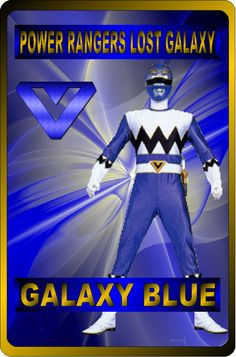 Galaxy Blue by rangeranime on @DeviantArt