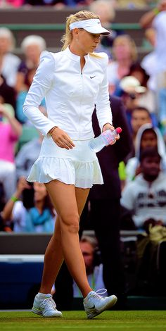 Maria Sharapova, Wimbledon 2012 (Nike)