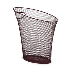 You'll love the Skinny Mesh Waste Can at Wayfair - Great Deals on all Furniture products with Free Shipping on most stuff, even the big stuff.