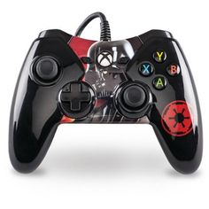 Xbox One Wired Star Wars Darthvader Controller - Walmart.com