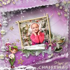 ESPRIT DE NOEL - Digishoptalk - The Hub of the Digital Scrapbooking Community