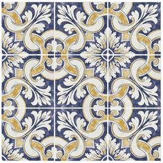 Bestow an attractive look to your home by adding this Merola Tile Bourges Mondo Ceramic Wall Tile. Ceramic Tile Backsplash, Mosaic Tiles, Tiling, Cement Tiles, Concrete Floor, Wood Floor, Mosaics, Tyni House, Fish House