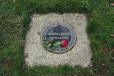 Mary Ann Nichols grave marker. Victim of Jack the Ripper 1888. by maggie jones., via Flickr
