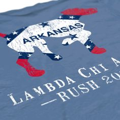 Lambda Chi Alpha - LXA - Rush Lambda Chi Design - Lambda Chi shirts - Fraternity Tshirts - Lambda Chi Alpha tanks - Check out b-unlimited.com!