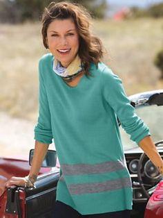 Women's Girlfriend Sweater   Sahalie