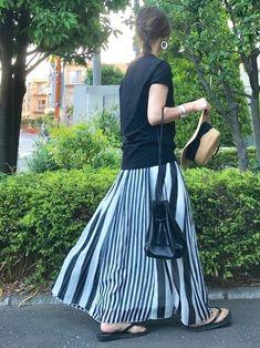 Manish Fashion, Japan Fashion, Fashion Outfits, Womens Fashion, Casual Chic, Preppy, Bucket Bag, Spring Fashion, Fancy