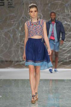 Coleçao primavera/verão (2015) - moda feminina