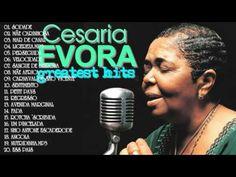 Cesaria Evora Greatest Hits   Cesaria Evora Maiores Sucessos   Full Album 2016 - YouTube
