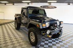 2006 Jeep Wrangler Rubicon Brute Conversion