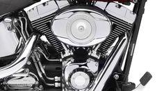 Harley Davidson Motorcycle Engine