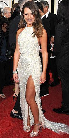 Golden Globe Celebrity Fashion 2013