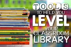 level book, classroom libraries