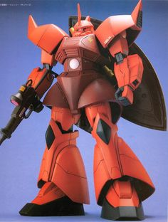 [close] MS-14S Char`s Gelgoog (MG) (Gundam Model Kits) Item picture1