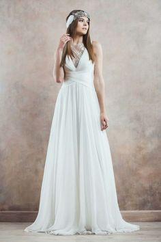 Divina Atelier Poetica 2014 vestido de novia de la colección