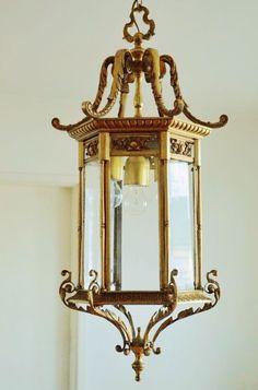 laterne deckenlampe gute bild oder cbfbdfcabdde bronze art art nouveau