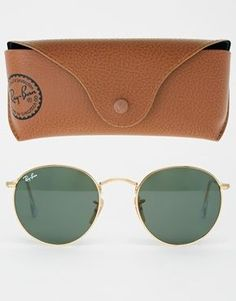 Enlarge Ray-Ban Round Metal Sunglasses