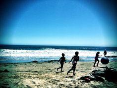 happy summer folks | www.myball.co/shop #summertime #beach #play #fun #myball #exerciseball #exerciseballcover #yogaball #yogaballcover
