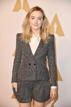 88th Annual Academy Awards Nominee Luncheon Saoirse Ronan Half