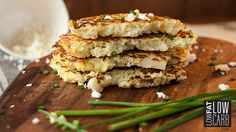 We all love a good hash brown, but cutting out the fat and carbsis a must if you're trying to eat healthy. That's why we've made this great Cauliflower Hash Browns recipe! Swap the starch and carbs in potatoes for delicious and nutritious cauliflower, and discover a great breakfast alternative to go with your eggs in the morning!