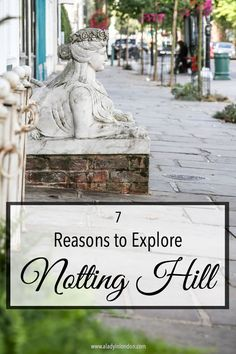 Notting Hill is one of my favorite parts of London. From neighborhood classics to hidden side streets, there are a lot of things to do in Notting Hill.