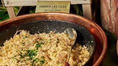 Aire brasileño: cómo hacer farofa en casa  Gentileza Cabaña Las Lilas.