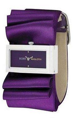 Purple Satin Watch