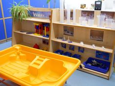 Water Area at Early Excellence Huddersfield
