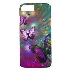 iPhone 7 ID: Butterflies Forever iPhone 7 Case